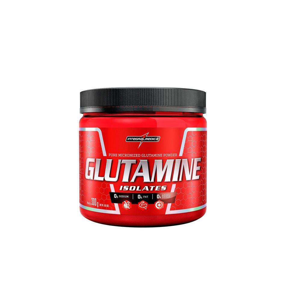 Glutamina 300gr - Integralmédica