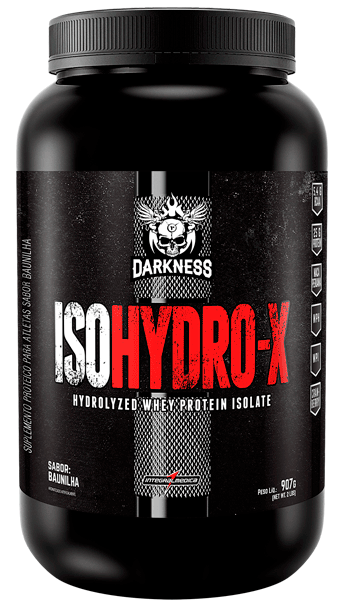Iso Hydro-X (907g) - Darkness - Integral Médica