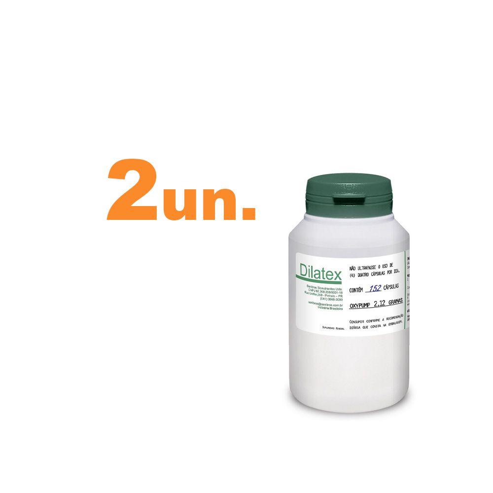 Kit com 2 - Dilatex - Power Supplements - Único
