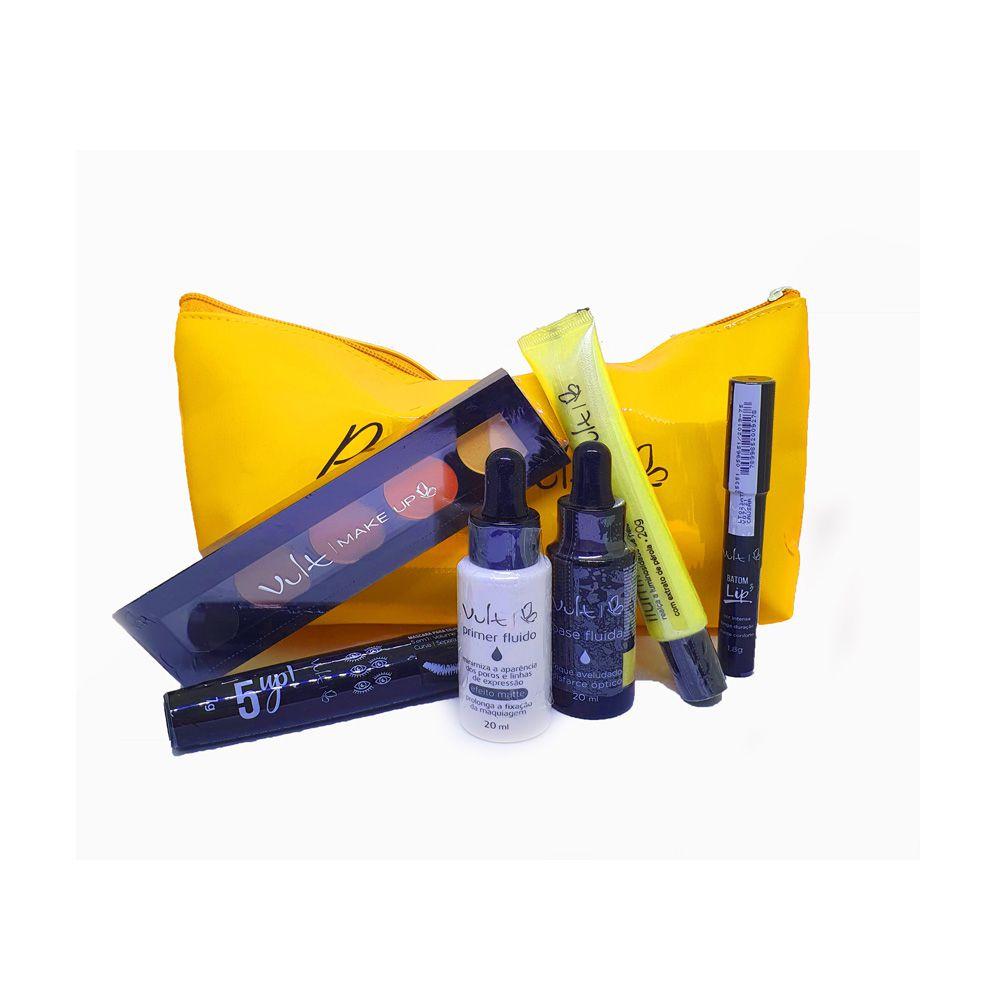 Kit Maquiagem Vult - 6 produtos - Ametista