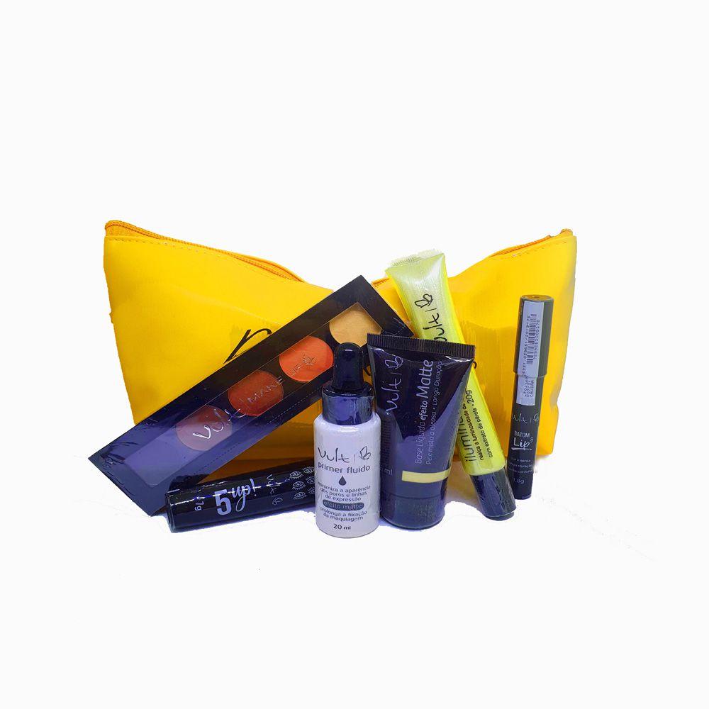 Kit Maquiagem Vult - 6 produtos - Diamante