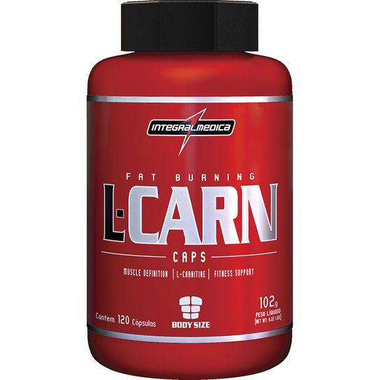 L-Carn (120 caps) - IntegralMédica