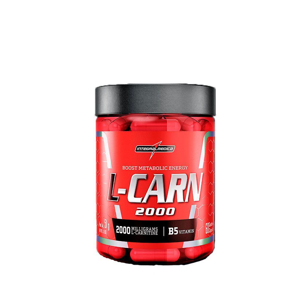 L-Carn (60 caps) - IntegralMédica