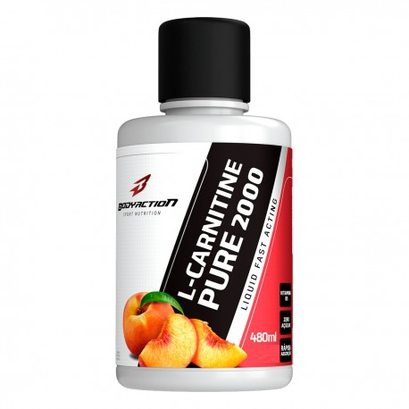 L-Carnitine Pure 2000 (480 ml) - Body Action