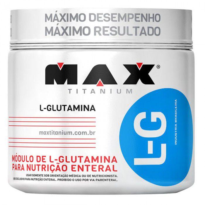 L-Glutamina LG  - Max Titanium