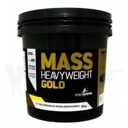 Mass Heavyweight Gold (4kg) - SportsNutrition