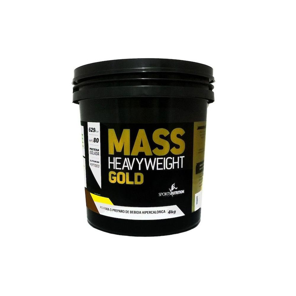 Mass Heavyweight Gold (4kg) - SportsNutrition