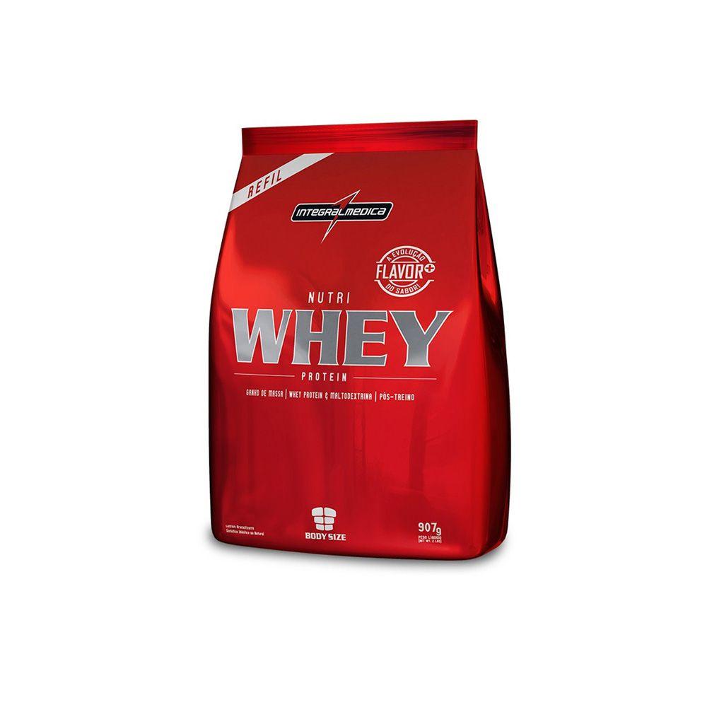 Nutriwhey 1,8kg refil - Integralmédica