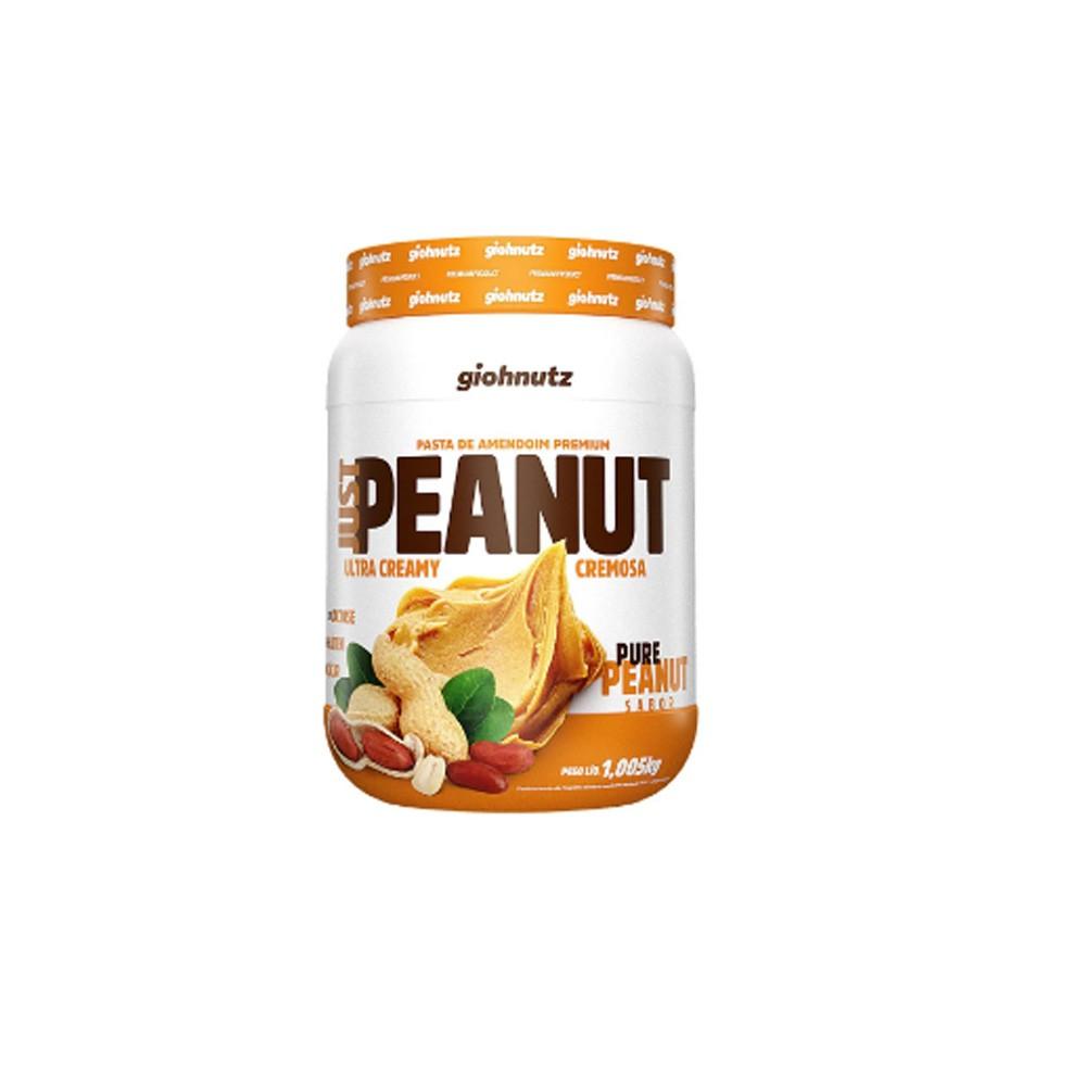 Pasta de Amendoim - 1,005KG - Giohnutz