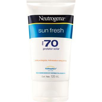 Protetor Sun Fresh Neutrogena (120 ml)