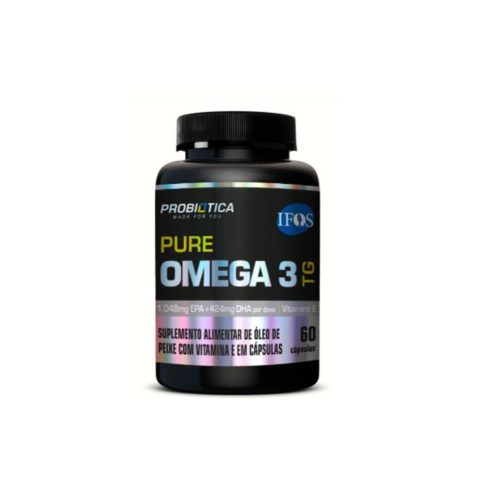 Pure Omega 3 TG 60caps - Probiótica