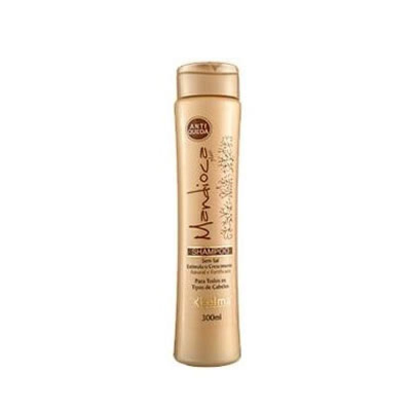 Shampoo Antiqueda Mandioca (300ml) - Kelma Cosméticos