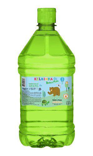 Shampoo Baby & Kids Kelminha (1L) - Kelma Cosméticos
