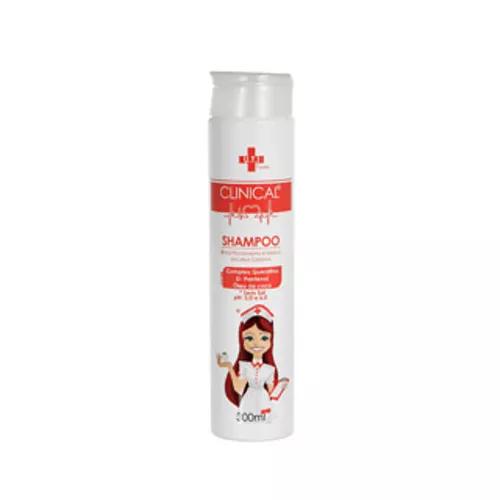 Shampoo Clinical (300ml) - Kelma Cosméticos