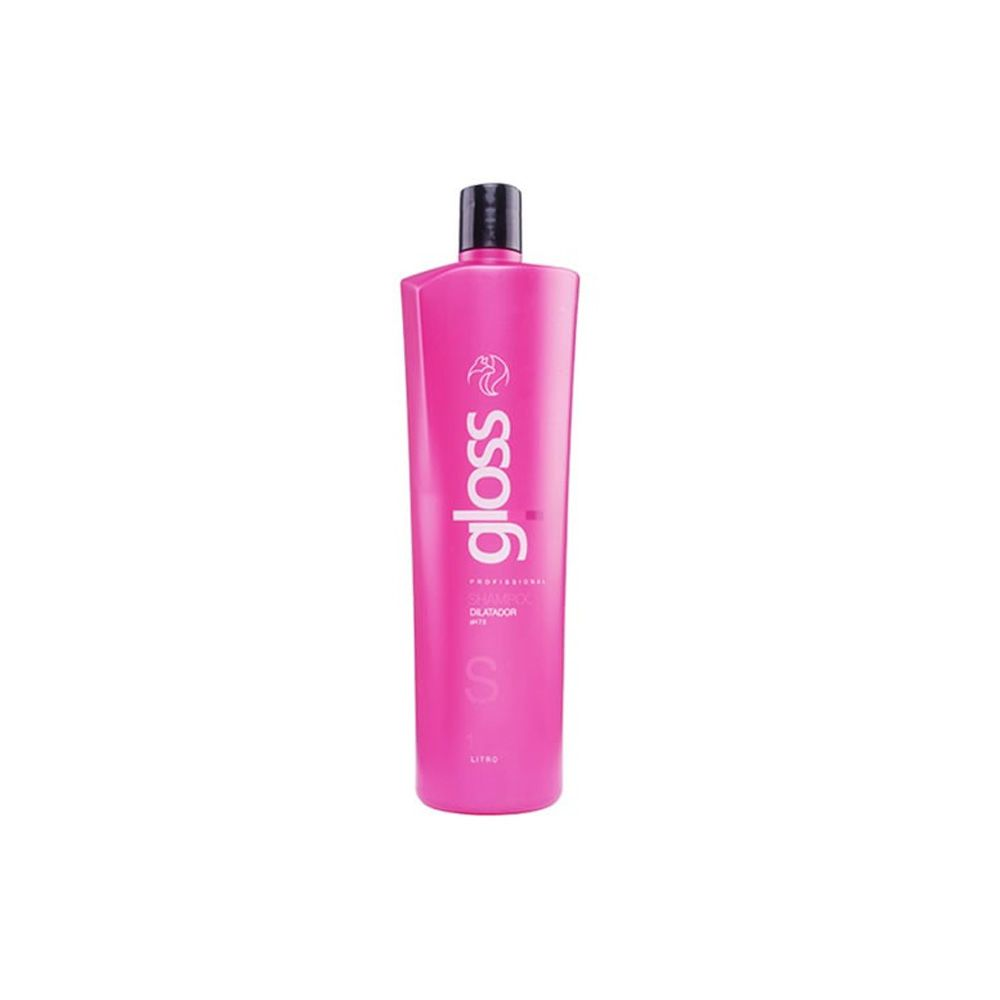 Shampoo Dilatador Gloss (1L) - Fox