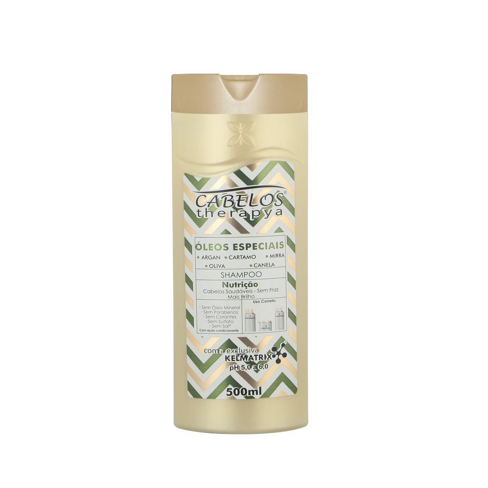 Shampoo Therapya Óleos Especiais - Kelma