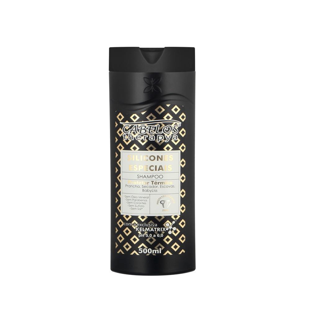 Shampoo Therapya Silicones Especiais - Kelma