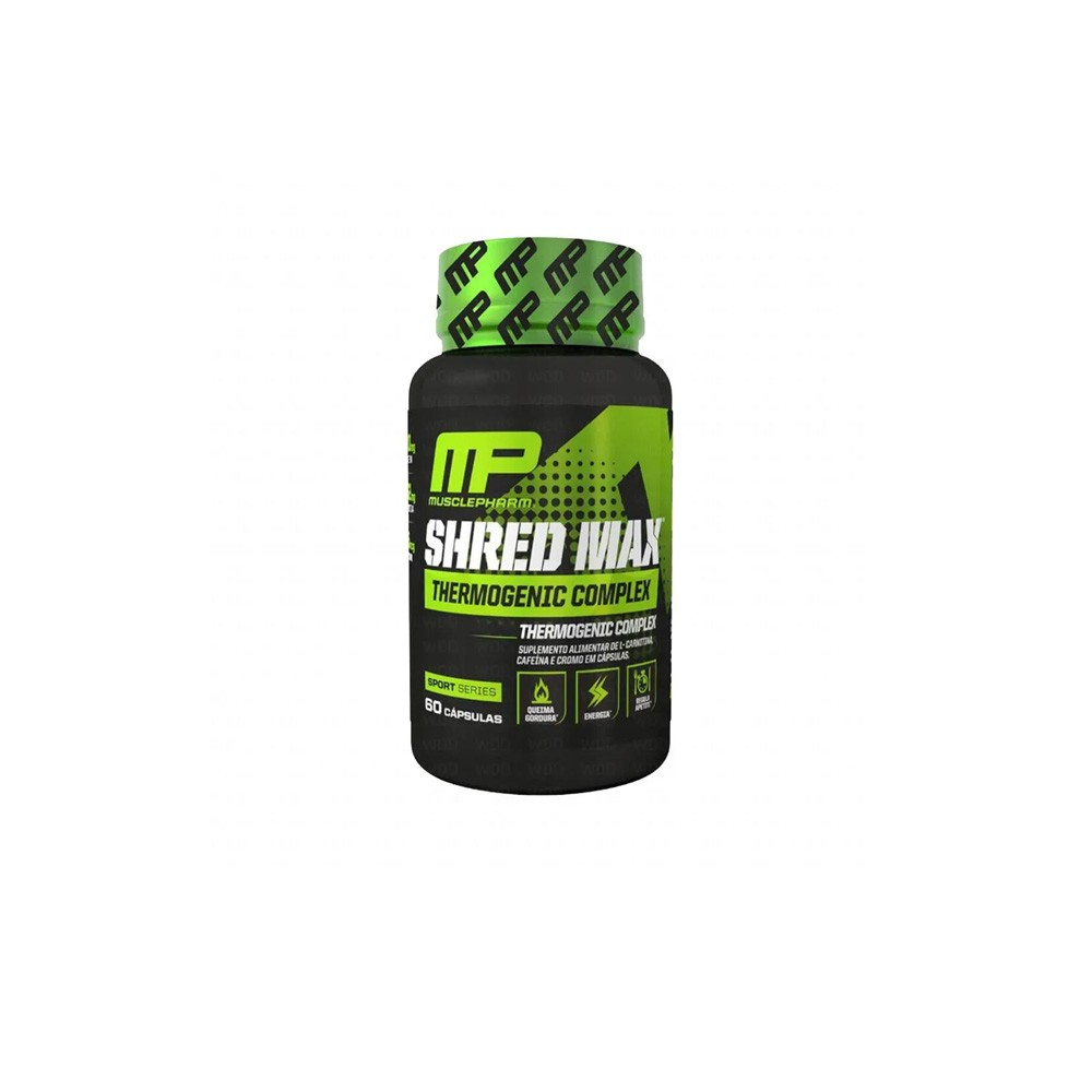 Shred Max 60 caps - Muscle Pharm
