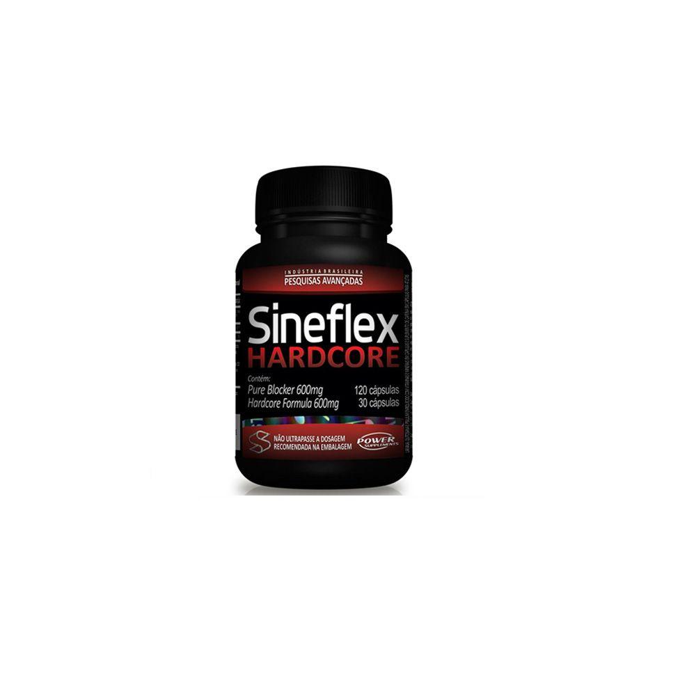 Sineflex Hardcore 150 caps - Power Supplements