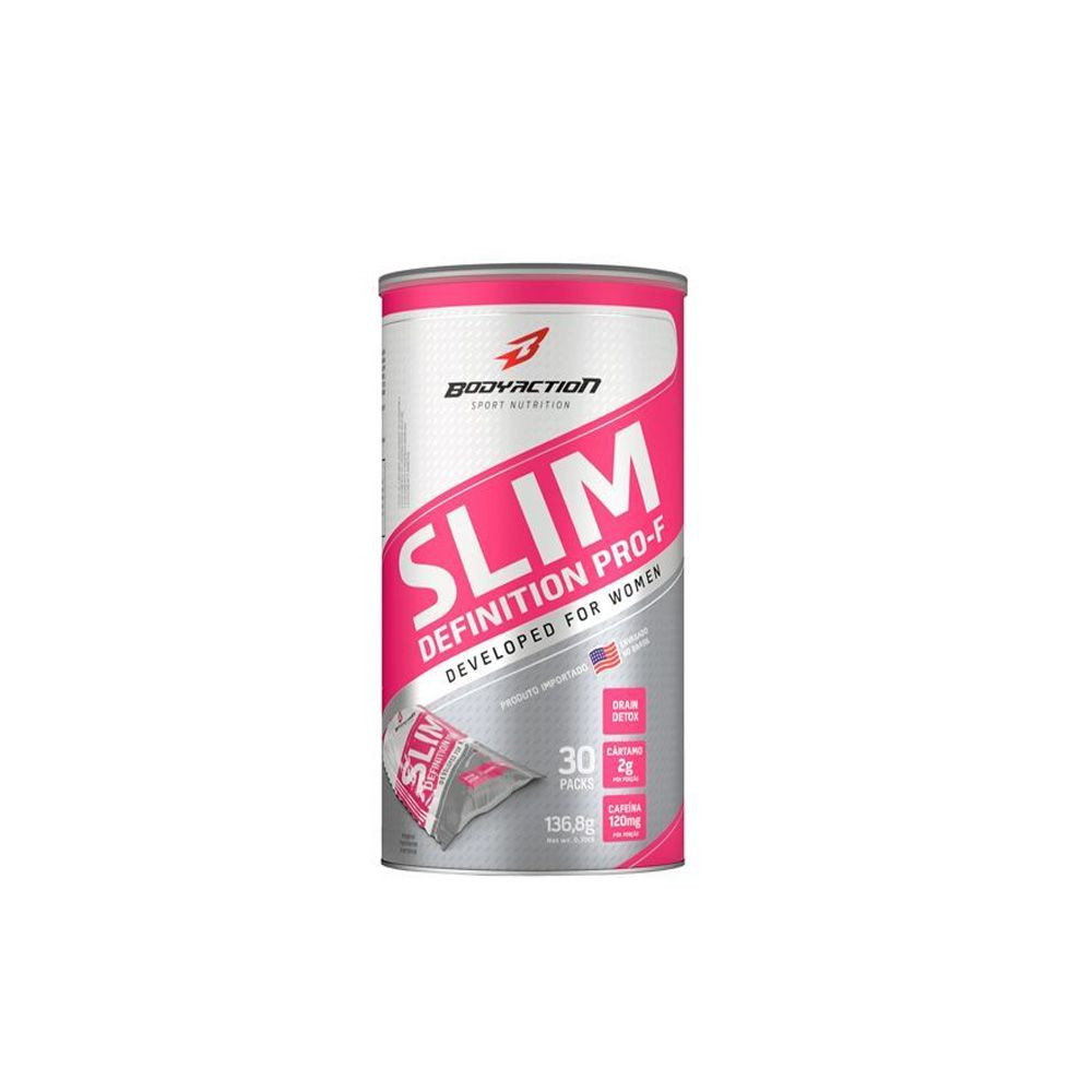 Slim Definition PRO-F 30 packs - Body Action