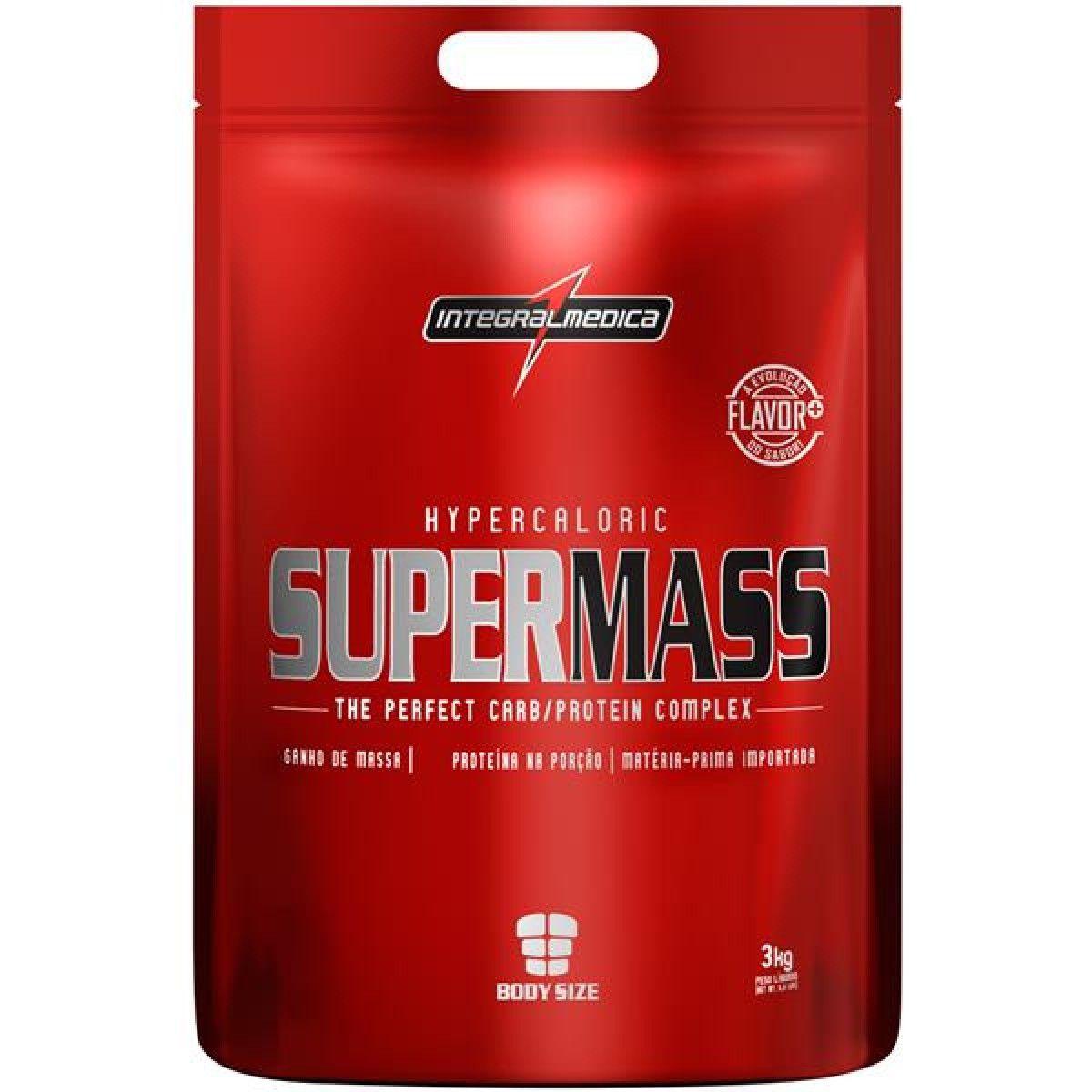 Supermass (3kg) - IntegralMédica