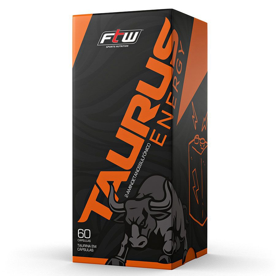 Taurus Energy (60 caps) - FTW