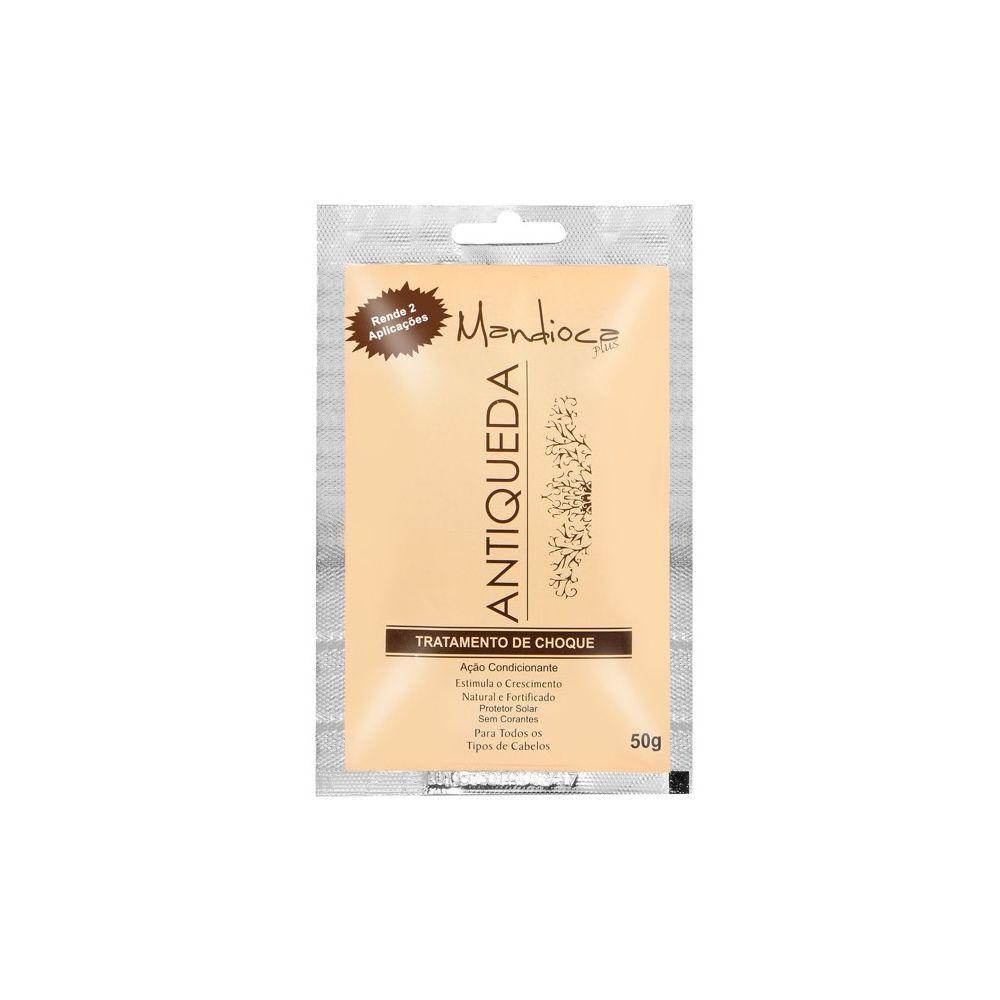 Tratamento de Choque Antiqueda Mandioca (50g) - Kelma Cosméticos