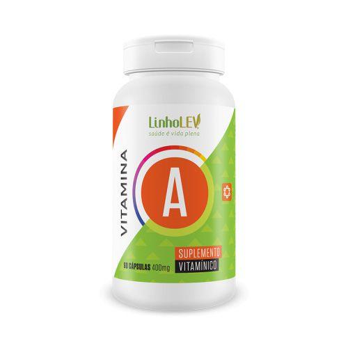 Vitamina A - 400mg - 60 cáps