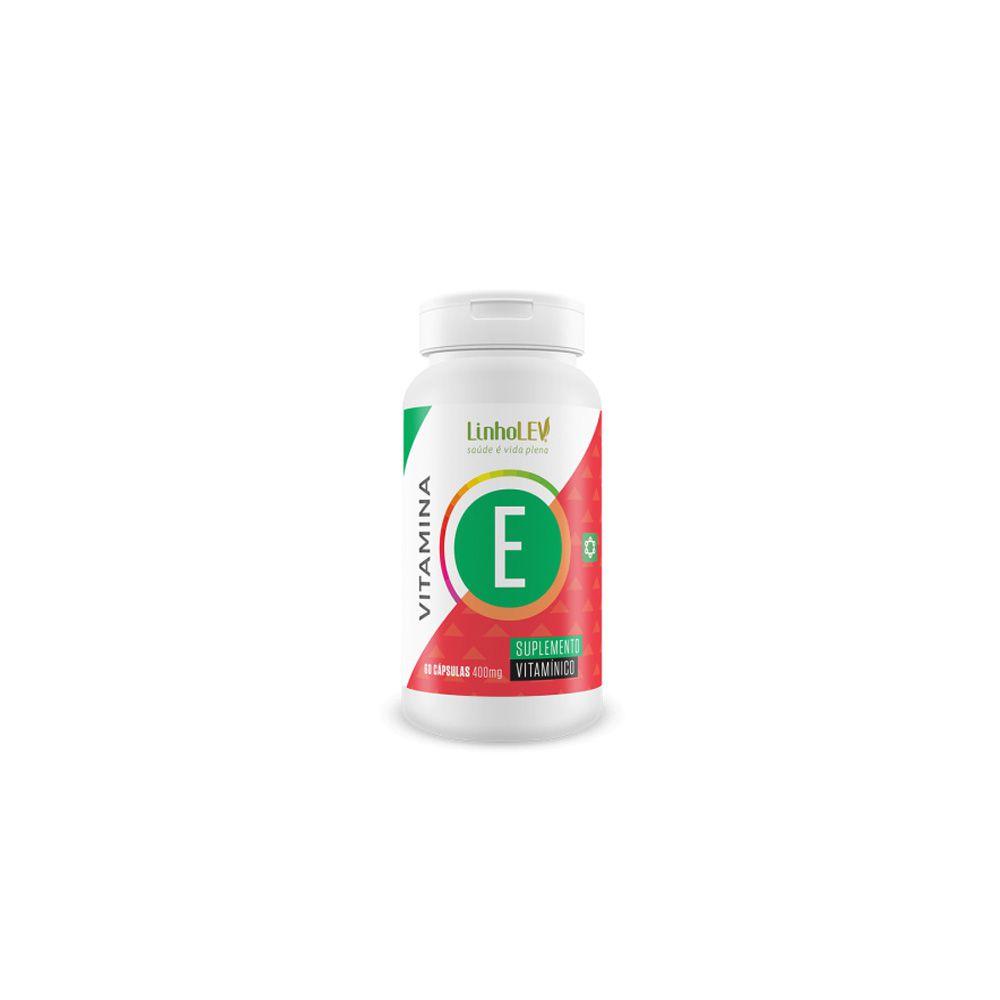 Vitamina E - 400mg - 60 cáps