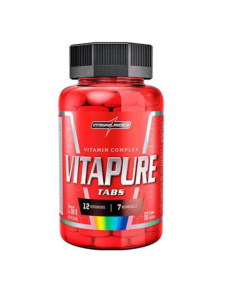 Vitapure (60 tabs) - IntegralMédica
