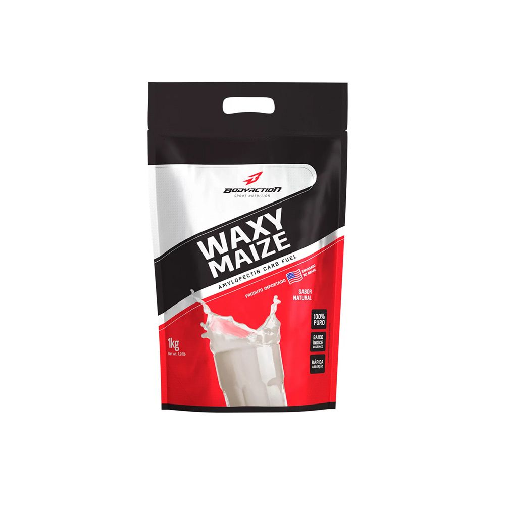 Waxy Maize Pure Refil (1kg) - Body Action