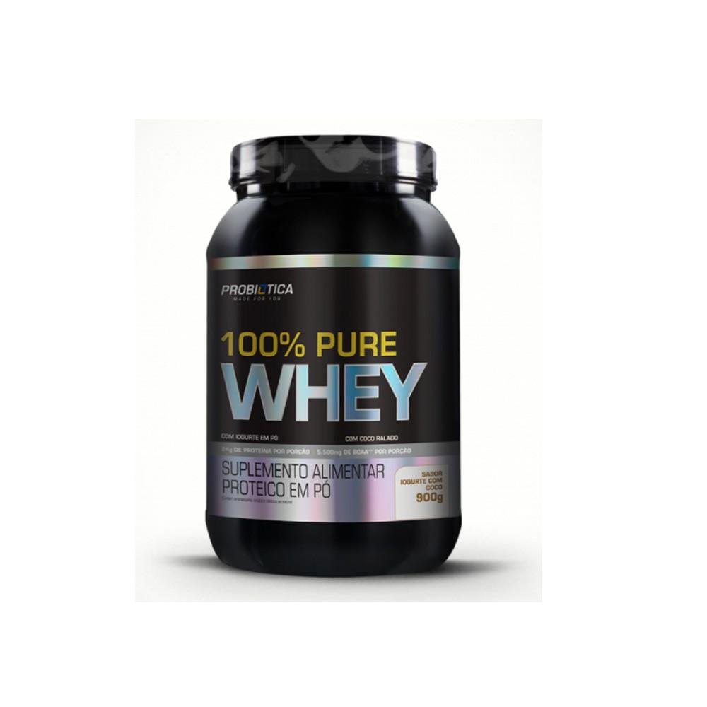 Whey 100% Pure 900g - Probiótica