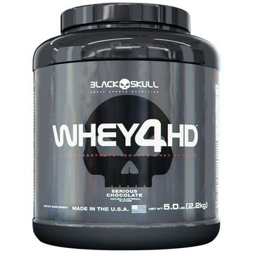 Whey 4HD (2,2kg) - Black Skull