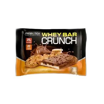 Whey Bar Crunch (70g) - Probiotica