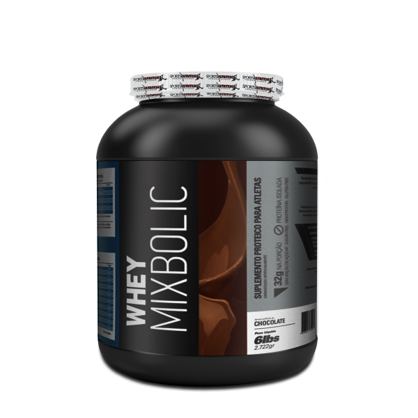 Whey Mix Bolic (2,268kg) - Sports Nutrition