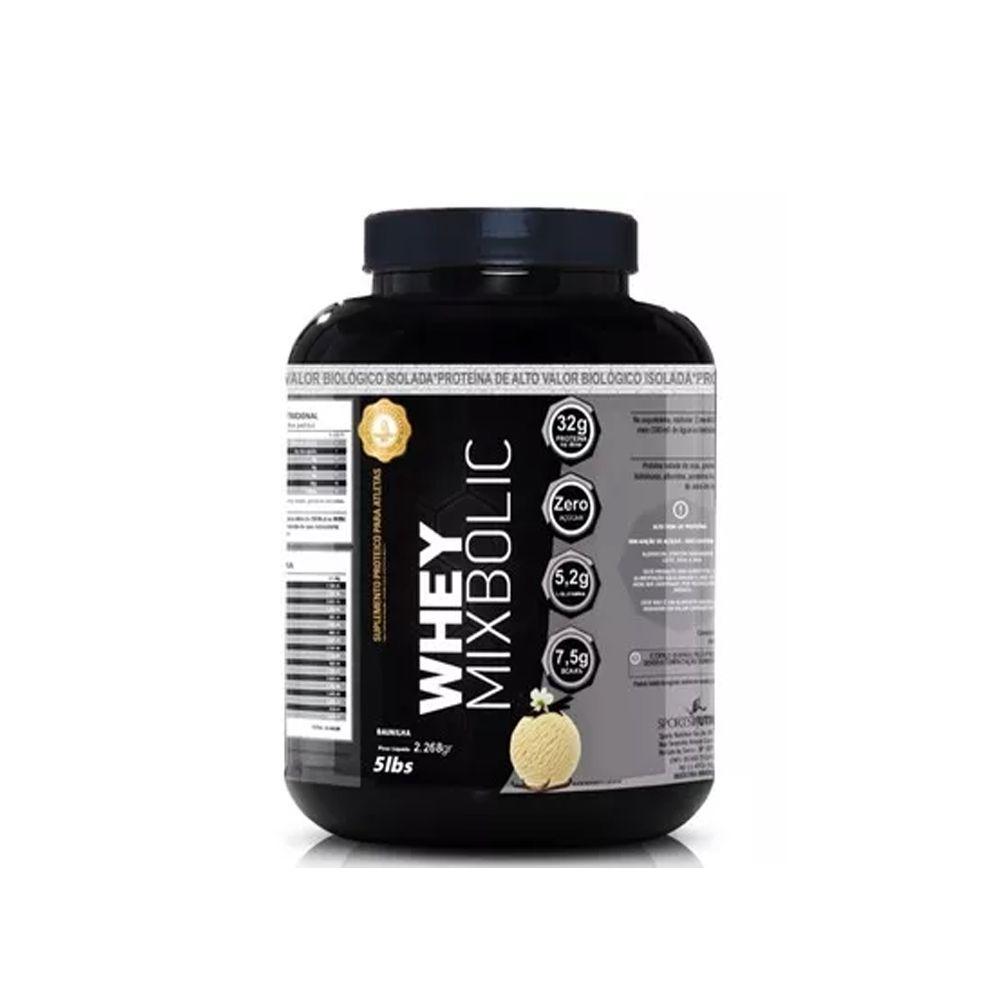 Whey Mix Bolic 2,268kg - Sports Nutrition