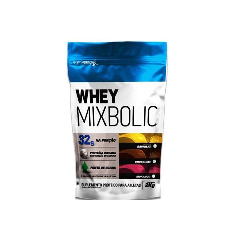 Whey Mix Bolic Refil 2kg - Sports Nutrition