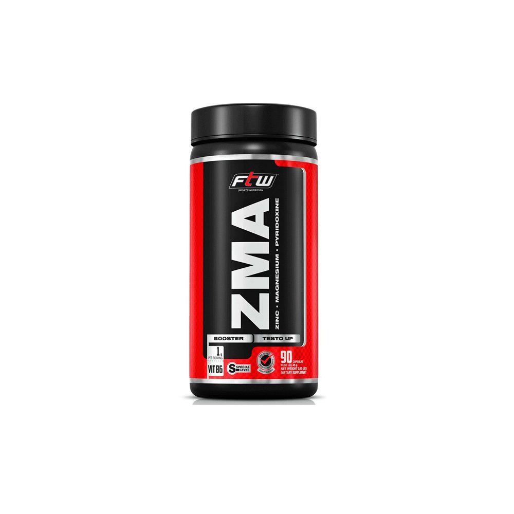 ZMA FTW - 90 Caps