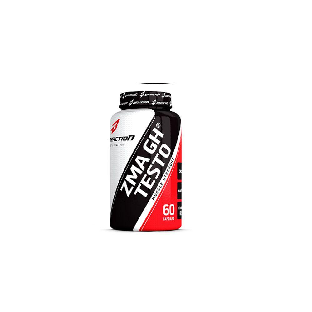 ZMA GH-Testo (60 caps) - Body Action