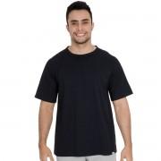 Camisa Masculina Básica em Malha 100% algodão