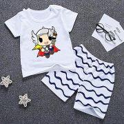Camiseta Infantil Herói