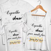 Kit Camisas Família Ano Novo