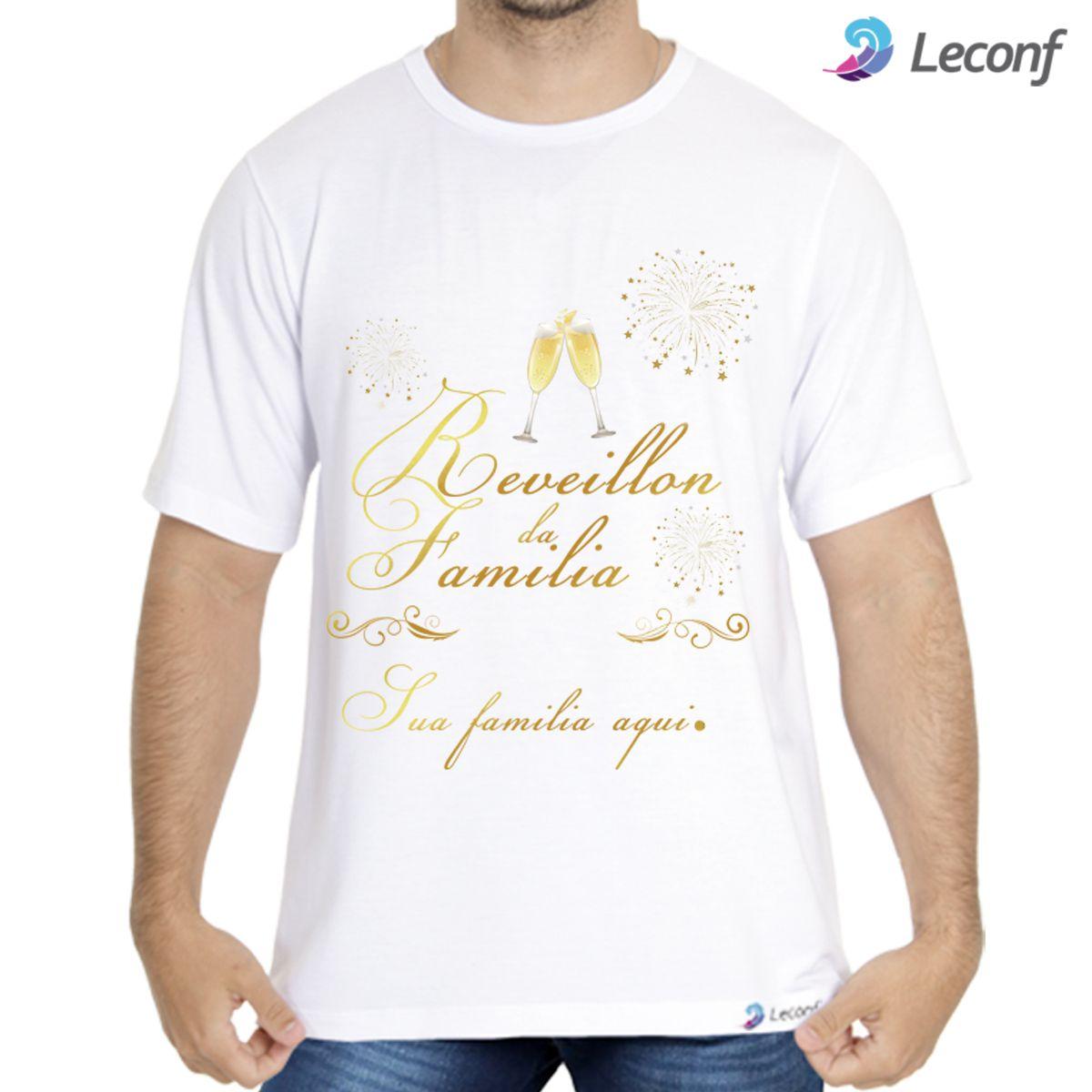 Camisa Reveillon Família
