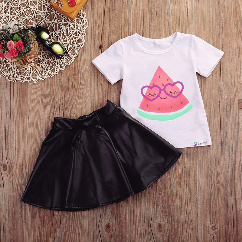 Camiseta infantil Melancia