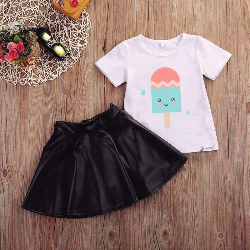 Camiseta Infantil Picolé