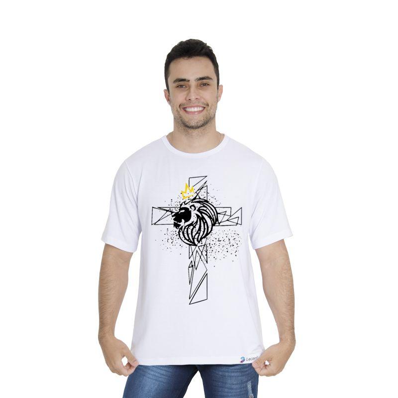 Camiseta Leão de Judá