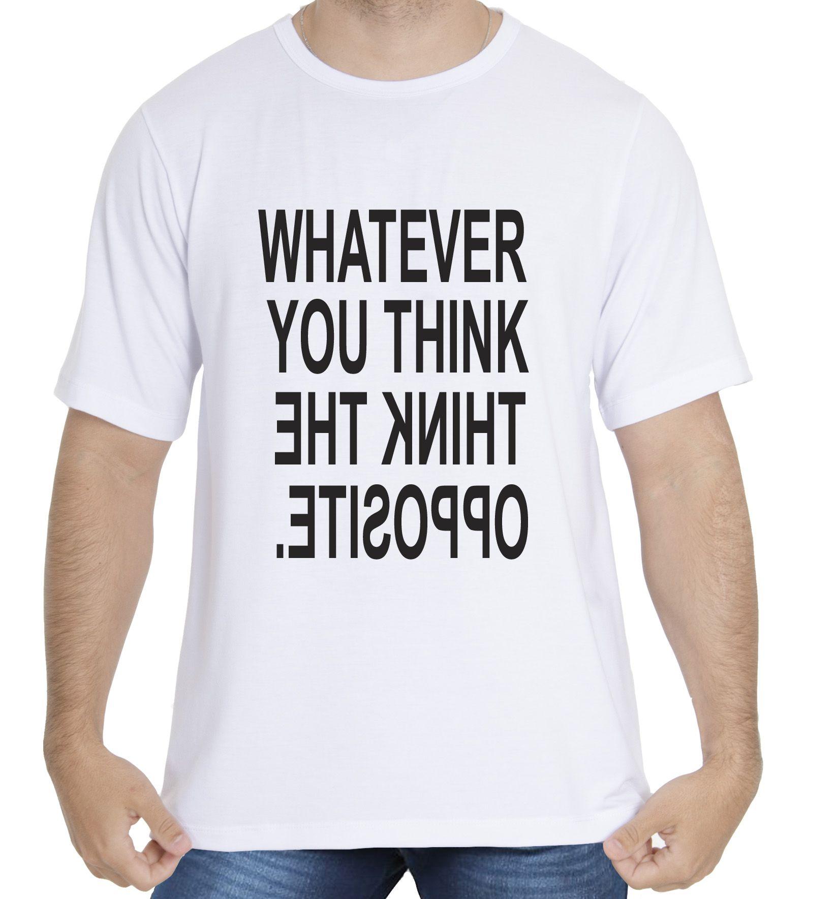 Camiseta Opposite