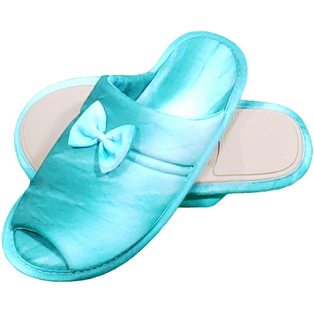 Pantufa Flexível Malha Tie Dye Infantil