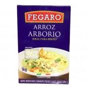 ARROZ ARBORIO ITALIANO FEGARO 1KG