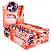 BARRA CEREAL NUTRY MOR/CHOC 24X22G